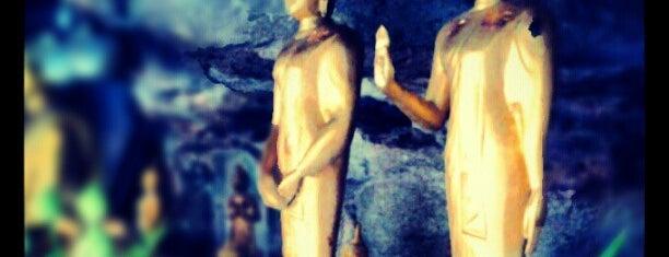วัดถ้ำกลองเพล หลวงปู่ขาว อนาลโย is one of เลย, หนองบัวลำภู, อุดร, หนองคาย.