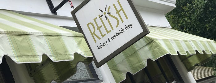 Relish is one of Ptown.
