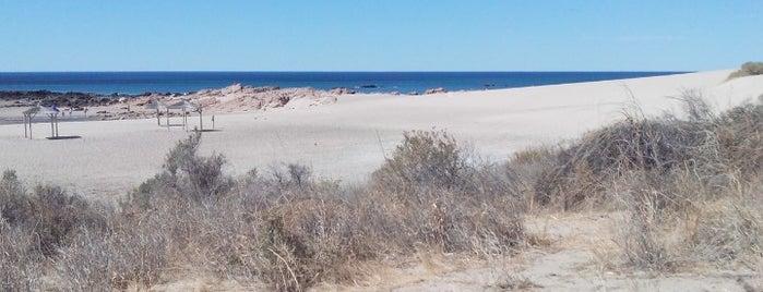 Piedras Coloradas Playa is one of Orte, die Horacio A. gefallen.