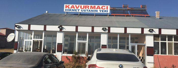 Kavurmacı Hikmet Usta is one of İstanbul dışı turkiye.