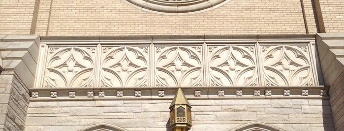 Park Cities Presbyterian Church is one of Jenna 님이 좋아한 장소.