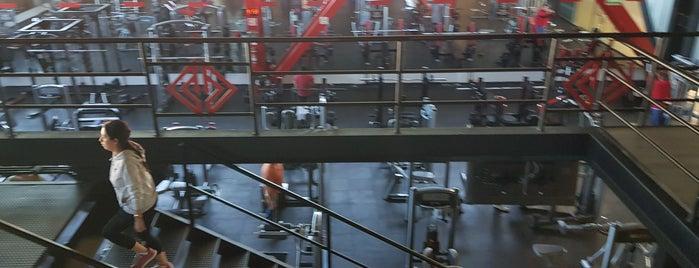 Kompter Fitness Center is one of Tempat yang Disukai Joaquin.
