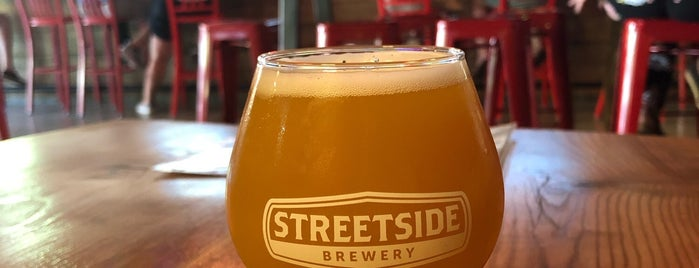 Streetside Brewery is one of Cincinnati, OH.