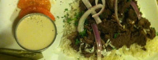 Micho'z Fresh Lebanese Grill is one of Kimberly'in Kaydettiği Mekanlar.