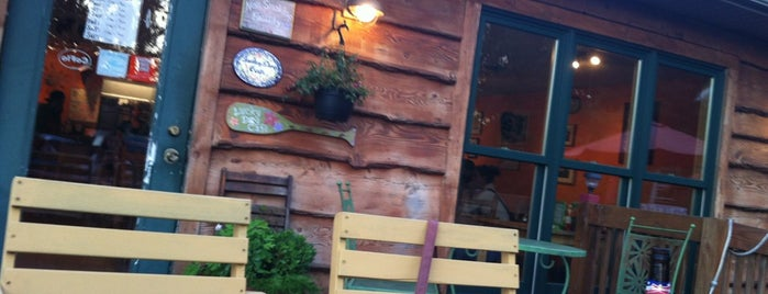 Lucky Dog Cafe is one of PA.