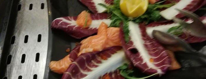 King Sushi Wok is one of Alessandro : понравившиеся места.