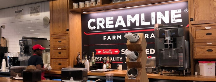 Creamline is one of WeWork Chelsea Lunch Spots.