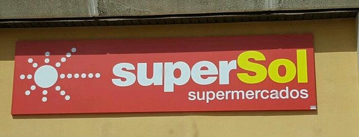 Supersol Guadalmina is one of Lugares favoritos de Natia.