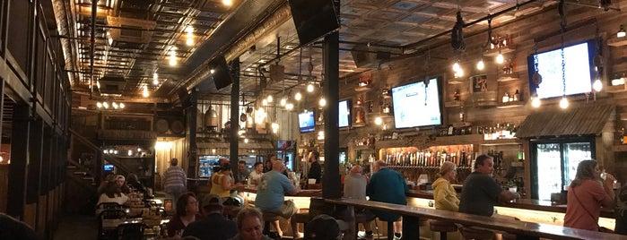 Prohibition Kitchen is one of Tempat yang Disimpan Lizzie.