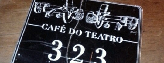Café do Teatro is one of Curitiba Arte & Cultura.