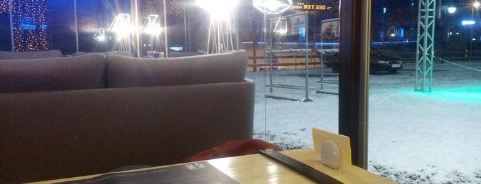 Veranda Lounge-zone is one of Locais curtidos por Pavel.