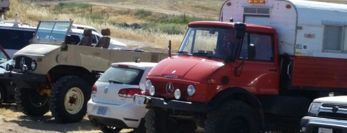 Prairie City ohv Park is one of RockMed Places!.