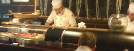 Sumo Hibachi and Sushi is one of Fingerlakes Transport an Tour Service.
