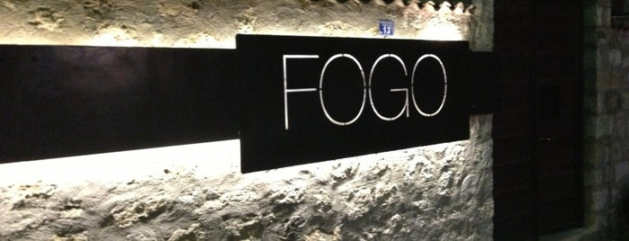 Fogo is one of Ozan's Liked Places.