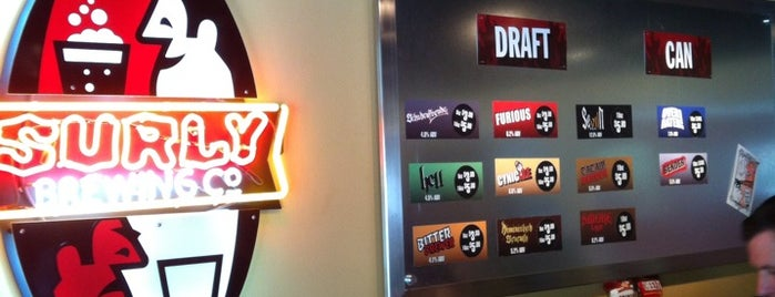 Surly Brewing Co is one of Tap Rooms / Breweries in the Greater MN Area.