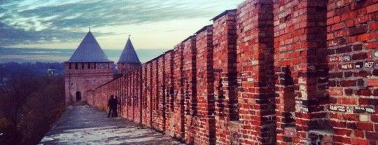 Смоленская крепостная стена is one of Смоленск.
