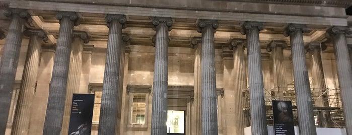 Британский музей is one of Dicle Naz : понравившиеся места.