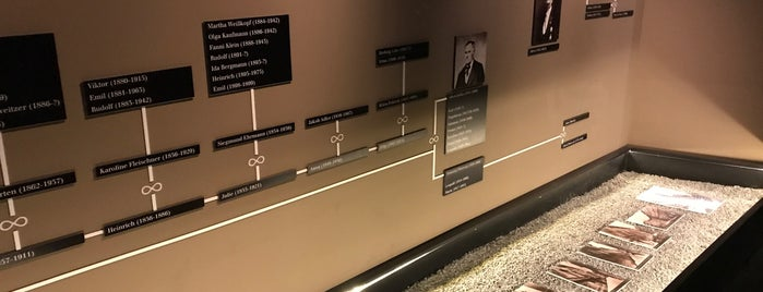 Franz Kafka Museum is one of Dicle Naz : понравившиеся места.