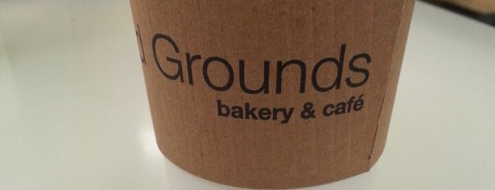 Sacred Grounds Bakery & Café is one of Independent Coffee Shops - Chicago.