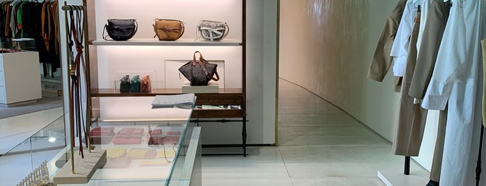 Loewe is one of Italy.