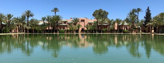 Amanjena Resort Marrakech is one of International: Hotels.