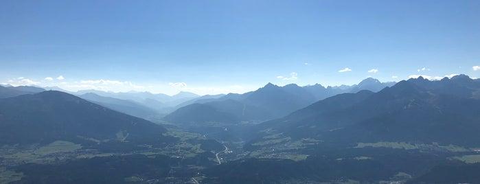 Nordkette is one of Tirol 2018.