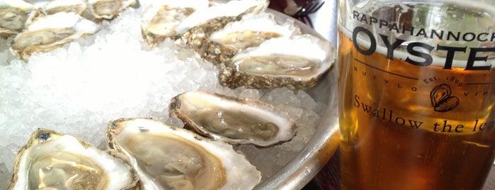 Rappahannock Restaurant is one of A Weekend Away in Richmond.