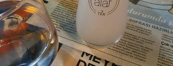 Alaf 2Tek is one of Bodrum.
