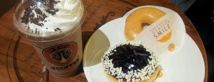 J.Co Donuts & Coffee is one of Where to Eat in Jakarta.