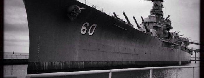 USS Alabama Battleship Memorial Park is one of Battleship Museums.