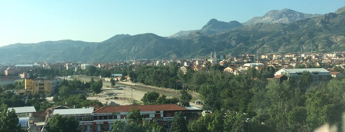 Isparta Şehir Hastanesi is one of Fatih 님이 좋아한 장소.