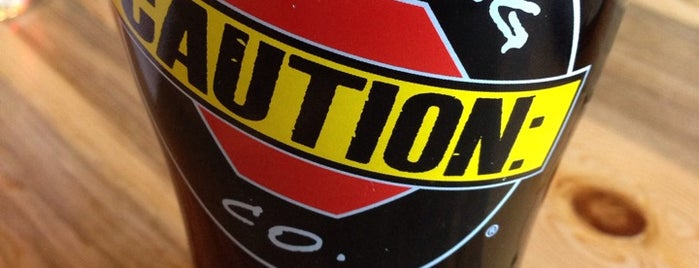 CAUTION: Brewing Company is one of Posti salvati di Chelly.