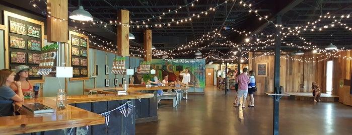 Terrapin Beer Co. is one of Tempat yang Disukai George.