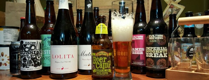 The Super Secret Brew Acre is one of Craft Beer.