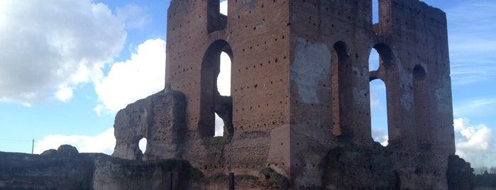 Villa dei Quintili is one of 101 cose da fare a Roma almeno 1 volta nella vita.