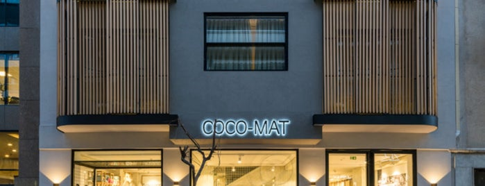 Coco-Mat Hotel Athens is one of ATHENS.
