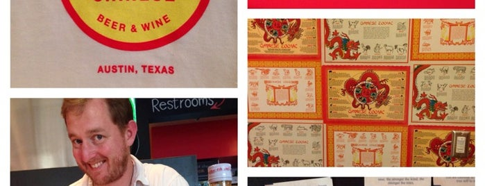A-OK Chinese is one of Austin.