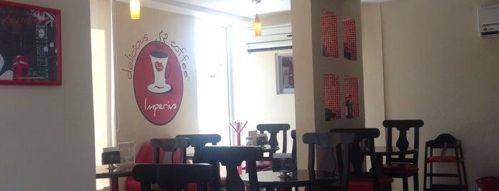 Delicious Coffee Imperius is one of Orte, die Jairs gefallen.