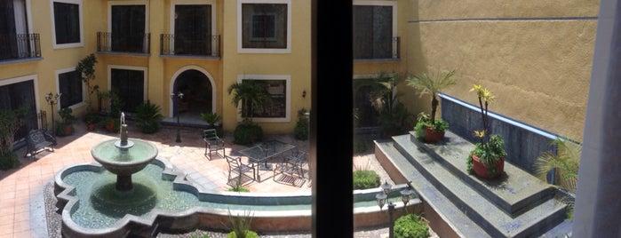 Casa Real Hotel Tehuacan is one of Orte, die Jairs gefallen.