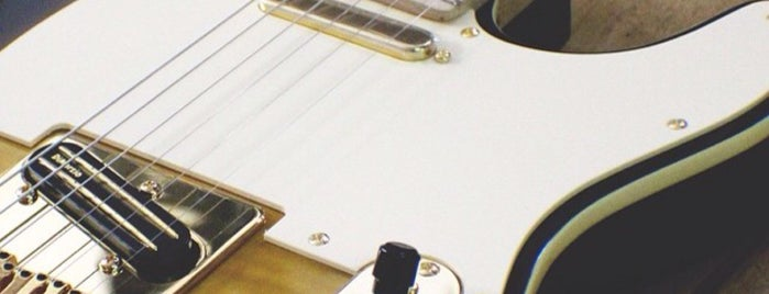 Guitar Gear DF is one of Orte, die Jairs gefallen.