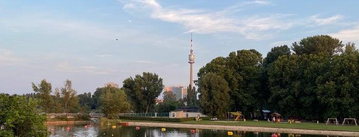 An der Oberen Alten Donau is one of Wien.