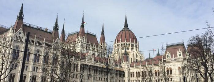 Országház Látogatóközpont | Parliament Visitor Centre is one of Budapest To Do.
