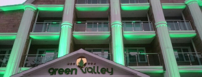 Green Valley is one of Tempat yang Disimpan Koroglu.