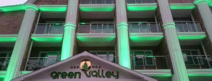 Green Valley is one of Gespeicherte Orte von Koroglu.