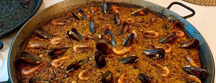 Restaurante El Forcat is one of Valencia.