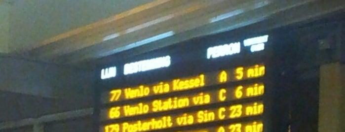Busstation Roermond is one of Orte, die Kevin gefallen.