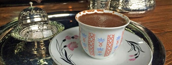 Çerkez'in Kahvesi is one of Harbiyiyorum.com Sivas Lezzet Durakları.