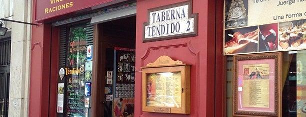 El Nuevo Tendido 2 is one of Madrid: Restaurantes +.