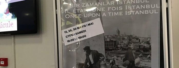 Fransız Kültür Merkezi - Institut Français d'Ankara is one of Ankaram.