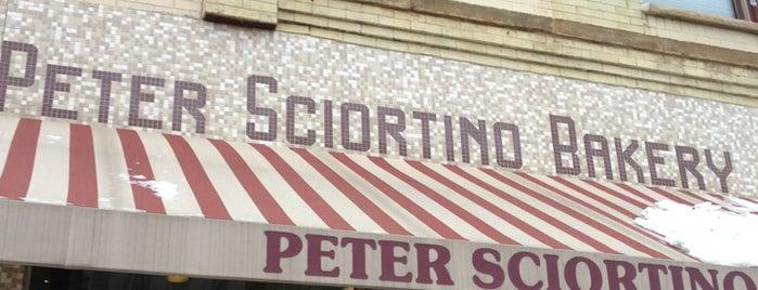 Peter Sciortino's Bakery is one of Milwaukee.